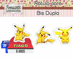 Bis duplo Pokemon