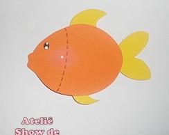 Animais Do Fundo Do Mar Em Eva Elo7