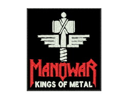 Patch Bordado Banda Manowar_kings