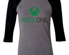 Camiseta manga 3/4 XBOX One
