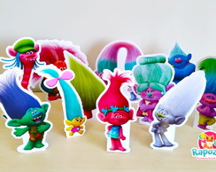Kit de Displays de Mesa Trolls