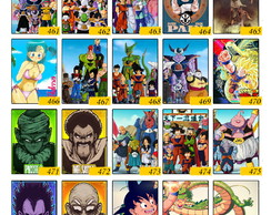 10 Placas Decorativas Mdf Goku Super Sayajin Dragon Ball Z
