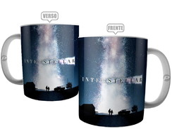 Caneca do Filme Interstellar