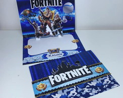 CONVITE FORTNITE - POP UP