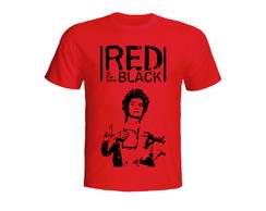 Camiseta Red is the new Black, Red da série OITNB