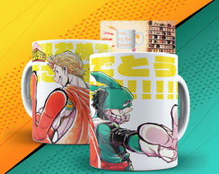 Caneca My Hero Academia Anime Boku No Hero Academia Mod:8