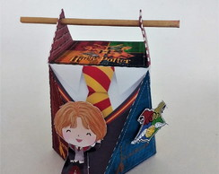 Harry Potter Caixa Triangulo