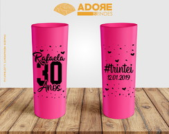 Copos Long Drink 30 ANOS