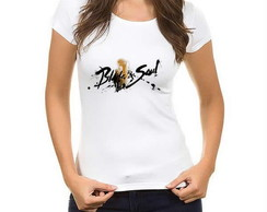 Camiseta Baby Look Blade and Soul