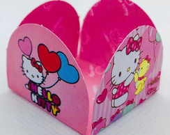 Forminha Hello Kitty rosa