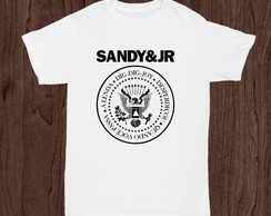 Camiseta Sandy e Junior (Sandy&JR)