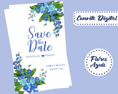 Convite Digital - Save The Date