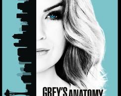 Quadro Cristina Yang Por Grey S Anatomy No Elo7 Frases