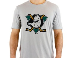 Camiseta Cinza Hockey Super Patos