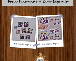 Fotos Polaroide com Legenda