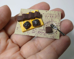Brownie miniatura 1/12