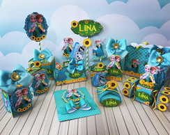 KIT FESTA PRONTA FROZEN FEVER