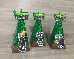 Cone Plants vs Zombies