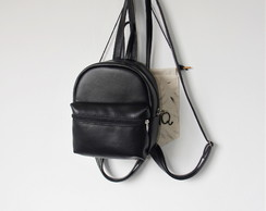 Mini Mochila Black