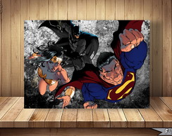 quadro do superman