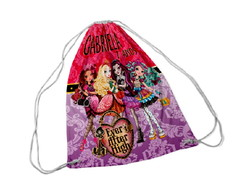 Mochilinha Personalizada Ever After High