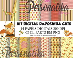 KIT DIGITAL RAPOSINHA CUTE