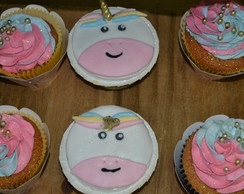 Cupcake decorados