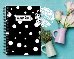 Planner 2020 black and white - Lavoro