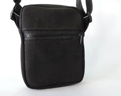 Mini Bag Lona Preto