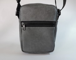 Mini Bag Cinza