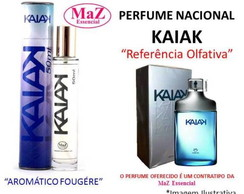 Perfume Contratipo 50 ml Inspirado no Kaiak