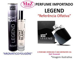 Perfume Contratipo 50 ml Inspirado no Legend