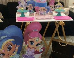 Kit Pegue e Monte Shimmer and Shine Locação