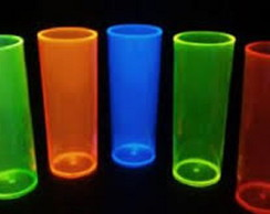 Copo Long Drink 350 Ml Neons Festa Neon