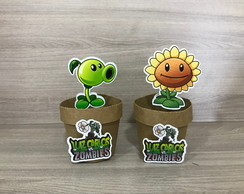 Vaso Plants vs Zombies