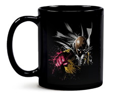 Caneca do anime One Punch Man