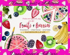 Kit Digital frutas