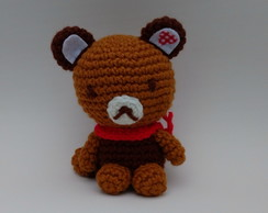 Tenorikuma (Hello Kitty) amigurumi