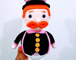 Amigurumi Knitting Festa Mundo Bita – DECORATION ITEMS ... | 194x244