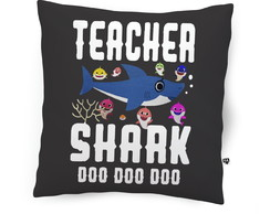 Almofada Teacher Shark