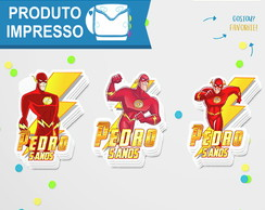 Aplique do Flash