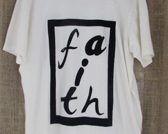 "T-shirt ""Faith"""