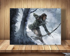 quadro do tomb raider