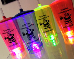 Copos com Led Personalizados - 500ml