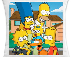 Almofada Os Simpsons The Simpsons #3