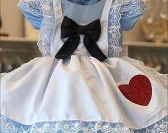 Vestido Alice in Wonderland Classic