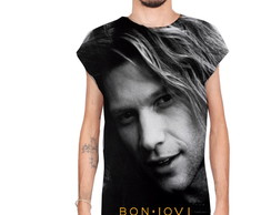 Camiseta Sleeveless Bon Jovi
