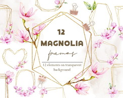 Magnólia Frames Kit Digital