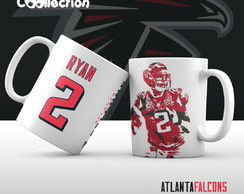 Caneca Atlanta Falcons - Matt Ryan