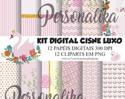 KIT DIGITAL CISNE LUXO